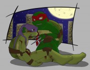 TMNT__Give_me_a_minute____by_NamiAngel.jpg