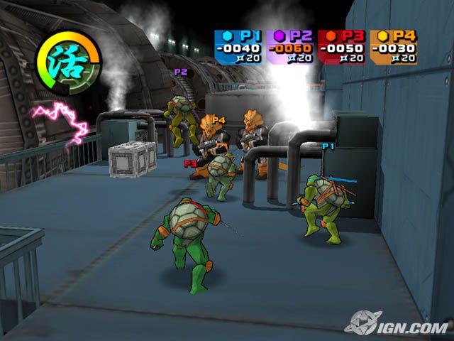 Видео игры черепашек ниндзя битва нексус игра гонки губка боб революция