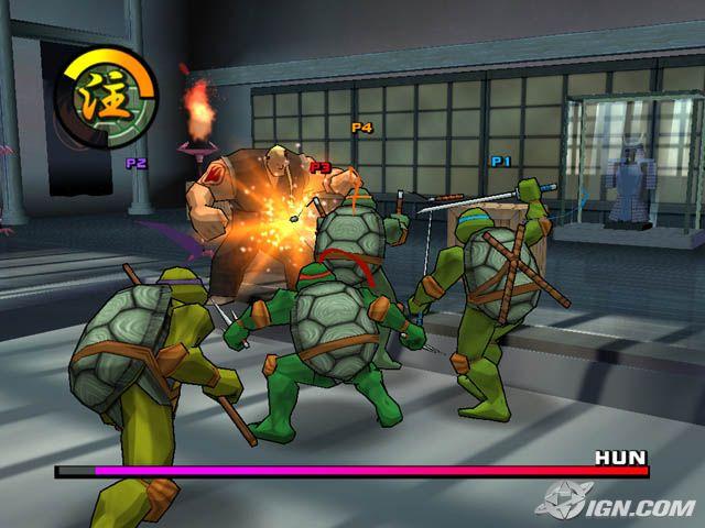 скачать игру Teenage Mutant Ninja Turtles 2 Battle Nexus через торрент - фото 3
