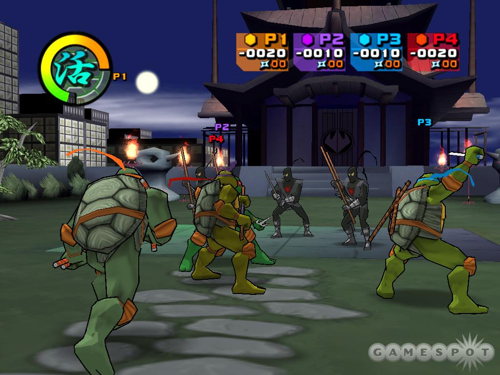 скачать tmnt battle nexus игру