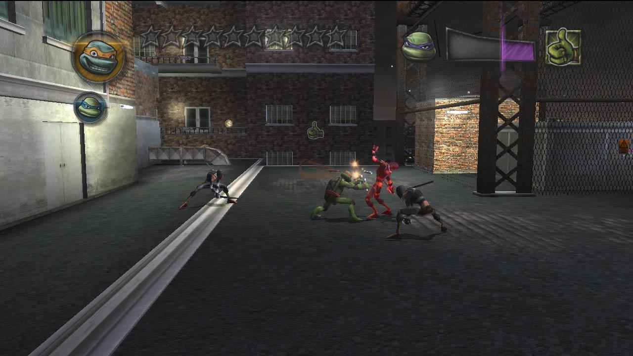 Игры черепашки ниндзя тмнт 2007 как зовут солиста группы линкин парк