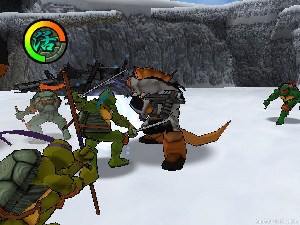 скачать игру Teenage Mutant Ninja Turtles 2 Battle Nexus через торрент - фото 7