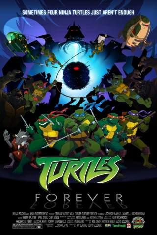 Черепашки навсегда Turtles Forever 2009  - turtles forever.jpg