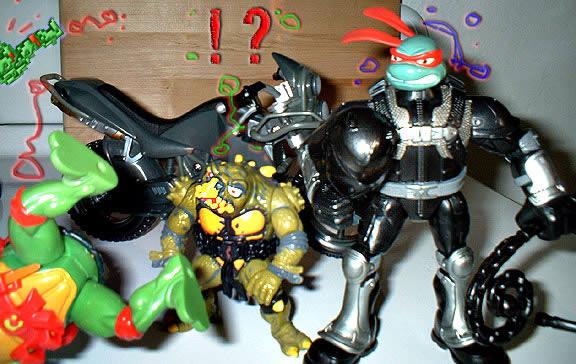 Игрушки и фигурки TMNT общая тема  - 2007 ночной всевидящий nightwatcher.jpg