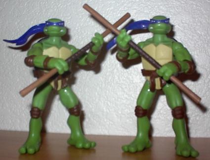 Игрушки и фигурки TMNT общая тема  - черепашки ниндзя донателло 1.jpg