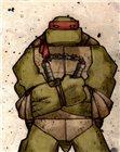 Аватары по Черепашкам Ниндзя - 4 черепашки ниндзя аватар микеланджело.jpg