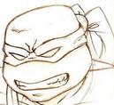 Аватары по Черепашкам Ниндзя - черепашки ниндзя аватар леонардо 4.jpg
