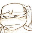 Аватары по Черепашкам Ниндзя - черепашки ниндзя аватар леонардо 1.jpg