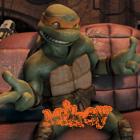 Аватары по Черепашкам Ниндзя - черепашки ниндзя аватар микеладжело.jpg