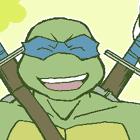 Аватары по Черепашкам Ниндзя - черепашки ниндзя аватар леонардо 2.png