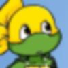 Аватары по Черепашкам Ниндзя - черепашки ниндзя аватар микеланджело.png