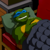 Аватары по Черепашкам Ниндзя - черепашки ниндзя аватар 2003 леонардо 69.png