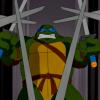 Аватары по Черепашкам Ниндзя - черепашки ниндзя аватар 2003 леонардо 66.png