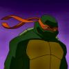 Аватары по Черепашкам Ниндзя - черепашки ниндзя аватар 2003 микеланджело 61.png