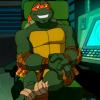 Аватары по Черепашкам Ниндзя - черепашки ниндзя аватар 2003 микеланджело 52.png