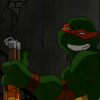 Аватары по Черепашкам Ниндзя - черепашки ниндзя аватар 2003 микеланджело 48.png