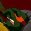 Аватары по Черепашкам Ниндзя - черепашки ниндзя аватар 2003 микеланджело 37.png