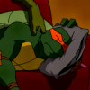 Аватары по Черепашкам Ниндзя - черепашки ниндзя аватар 2003 микеланджело 36.png