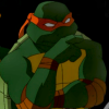 Аватары по Черепашкам Ниндзя - черепашки ниндзя аватар 2003 микеланджело 35.png