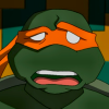 Аватары по Черепашкам Ниндзя - черепашки ниндзя аватар 2003 микеланджело 34.png