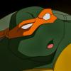 Аватары по Черепашкам Ниндзя - черепашки ниндзя аватар 2003 микеланджело 33.png