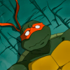 Аватары по Черепашкам Ниндзя - черепашки ниндзя аватар 2003 микеланджело 32.png