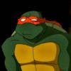 Аватары по Черепашкам Ниндзя - черепашки ниндзя аватар 2003 микеланджело 29.png