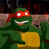 Аватары по Черепашкам Ниндзя - черепашки ниндзя аватар 2003 микеланджело 23.png