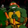 Аватары по Черепашкам Ниндзя - черепашки ниндзя аватар 2003 микеланджело 18.png