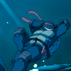 Аватары по Черепашкам Ниндзя - черепашки ниндзя аватар 2003 микеланджело 9.png