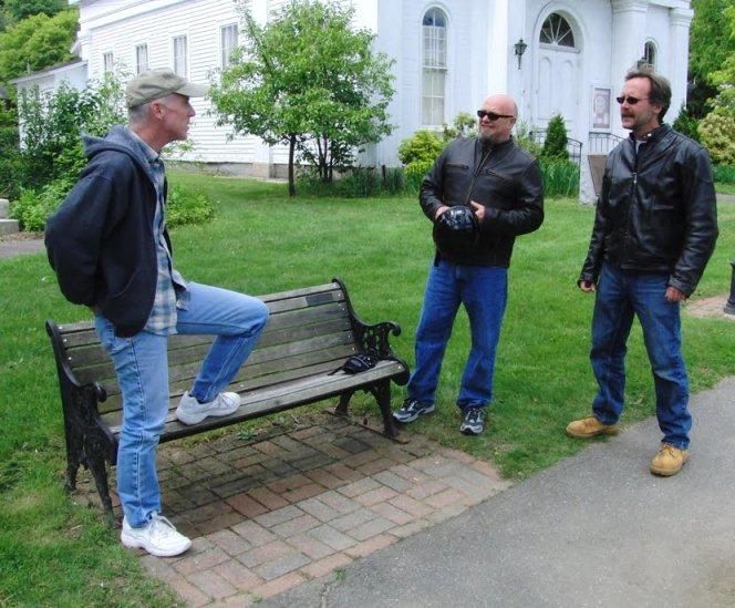 Студия Мираж  - Mike, Steve, Jim in Williamsburg02sm.jpg