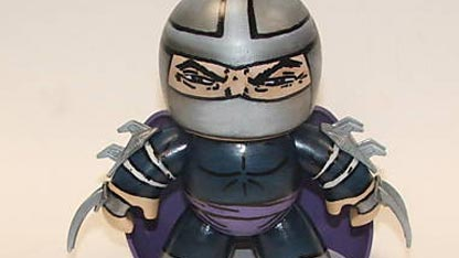 Игрушки и фигурки TMNT общая тема  - custom-mighty-muggs-tmnt-shredder.jpg