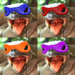 Черепашки ниндзя в реалке - Oh_faces_by_luckycyberbunny.jpg
