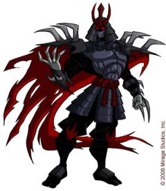 Тэнгу-Шреддер демон Tengu Shredder - demon-shredder.jpg