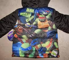 Изображения TMNT, их символика и т.п. на различных предметах - Черепашки ниндзя куртка.jpeg