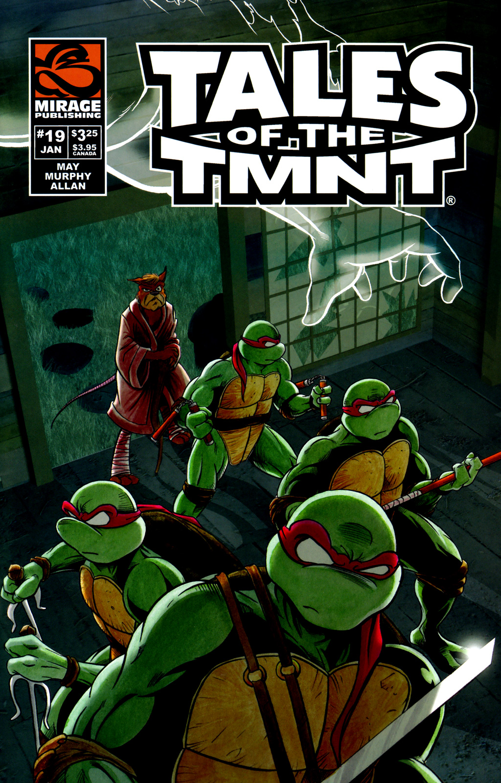 Мультивселенная TMNT - Tales of The TMNT Vol.2 #19.jpg