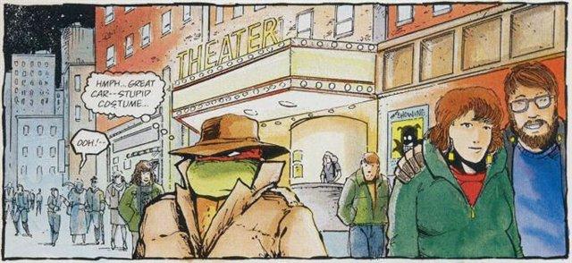 Комикс по фильму Черепашки Ниндзя TMNT , 2007  - tnmt.jpg