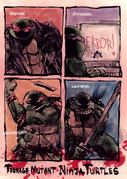 TMNT рисунки от viksnake - Все вместе.jpg