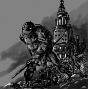 TMNT рисунки от viksnake - Изображение 035.jpg