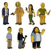 Остаться в живых LOST - Lost in Simpsons style.jpg