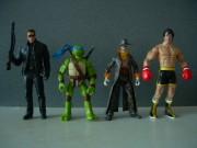Игрушки и фигурки TMNT общая тема  - черепашки ниндзя фигурки 2.jpg