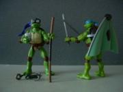 Игрушки и фигурки TMNT общая тема  - черепашки ниндзя леонардо донателло 4.jpg