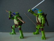 Игрушки и фигурки TMNT общая тема  - черепашки ниндзя леонардо донателло 2.jpg