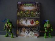 Игрушки и фигурки TMNT общая тема  - черепашки ниндзя леонардо донателло 1.jpg
