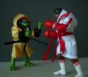 Игрушки и фигурки TMNT общая тема  - черепашки ниндзя леонардо 2.jpg