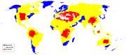 В палате с врагом - World Map In Command&Conquer 3 Tiberium Wars.PNG