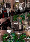 Черепашки-ниндзя: Ренегат TMNT: Turtle Turncoat - Глава 3 - 8.jpg