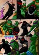 Черепашки-ниндзя: Ренегат TMNT: Turtle Turncoat - Глава 3 - 9.jpg