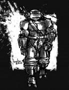 TMNT рисунки от bobr a - Leo_by_bobr_2010..jpg