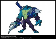 Клоны черепах Dark Turtles - Клон Леонардо.jpg